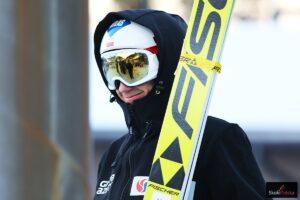 """Kamil Stoch: """"Treningowy skok był spóźniony, ale to jest do poprawienia"""""""