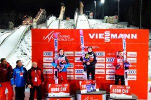 PŚ Niżny Tagił: Zwycięski R.Kobayashi, imponujący awans Żyły na podium!