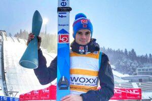 TCS Ga-Pa: Lindvik z premierowym triumfem, Kubacki znów na podium! [WYNIKI]