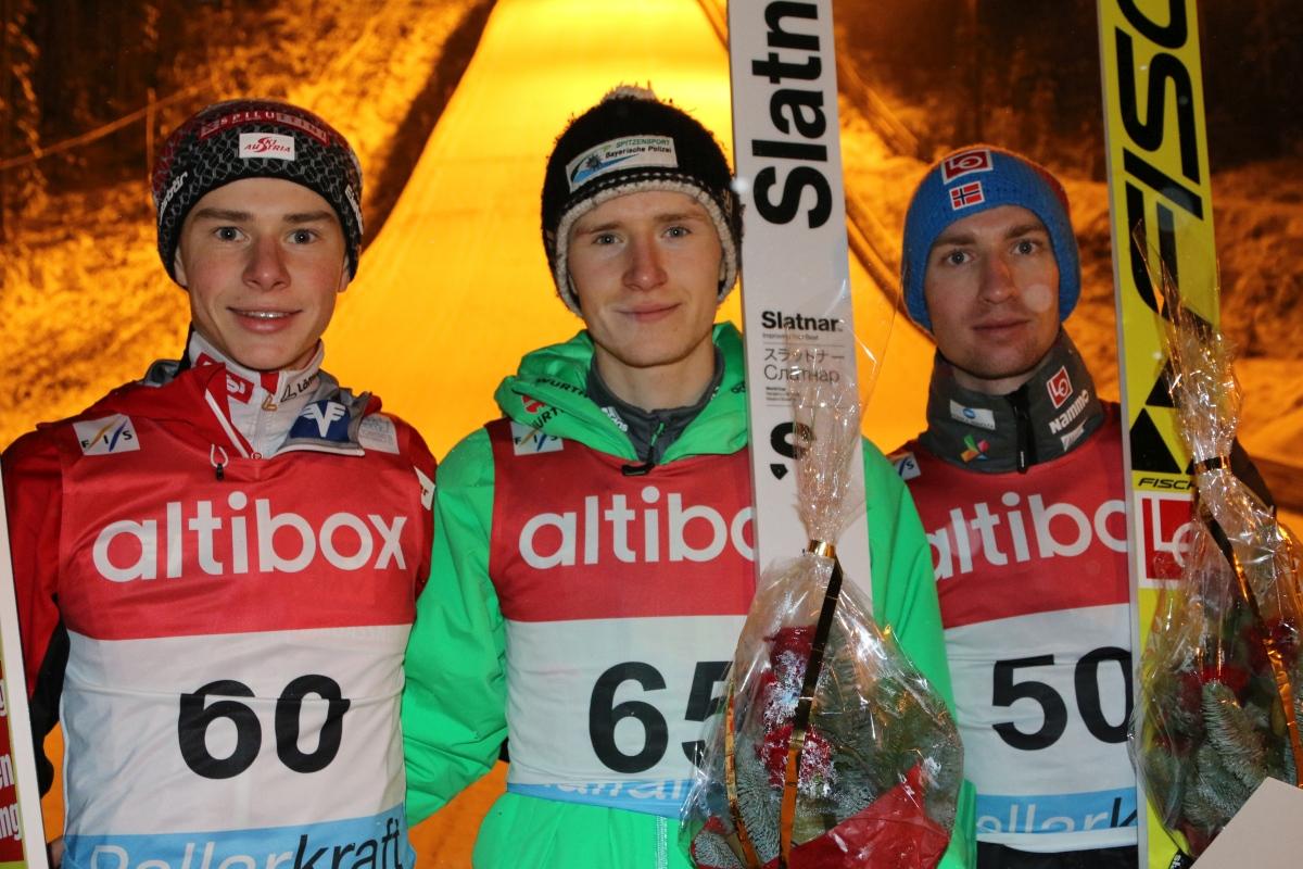 You are currently viewing FIS Cup Notodden: Seidl przełamał austriacką dominację, Kantyka siódmy