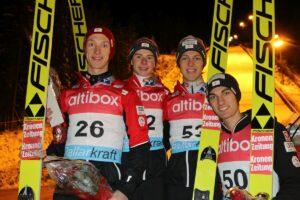 FIS Cup Notodden: Austriackie podium, dwóch Polaków punktuje