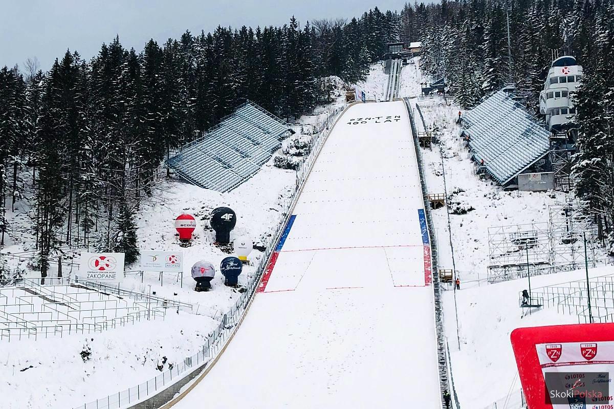 Szczyrk i Zakopane – tam odbędą się krajowe konkursy skoków tej zimy [KALENDARZ PZN]