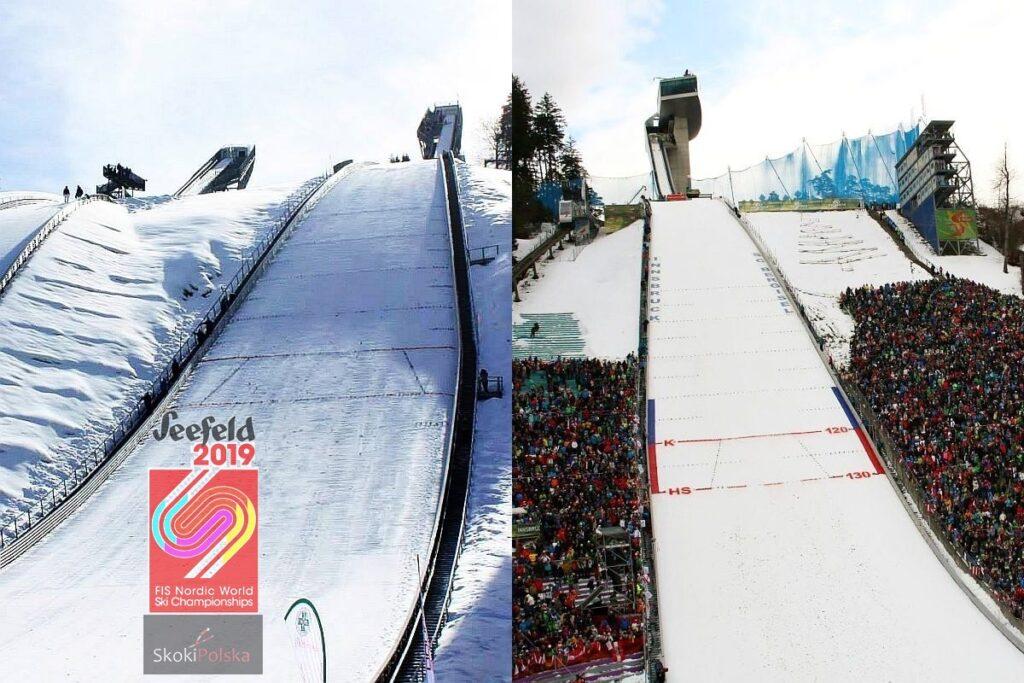 Skocznie w Seefeld i Innsbrucku (fot. Julia Piątkowska)