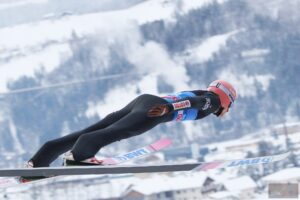 TCS Bischofshofen: Eisenbichler wygrywa kwalifikacje, Kubacki z rekordem skoczni!
