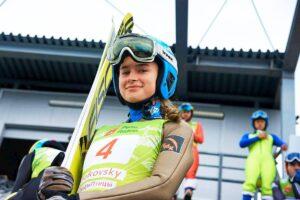 Lidiia Iakovleva alexeykabelitskiy.FISSkiJumpingChaikovsky 300x200 - MŚJ Lahti: Zdecydowane zwycięstwo Rosjanek, Polki na ósmym miejscu