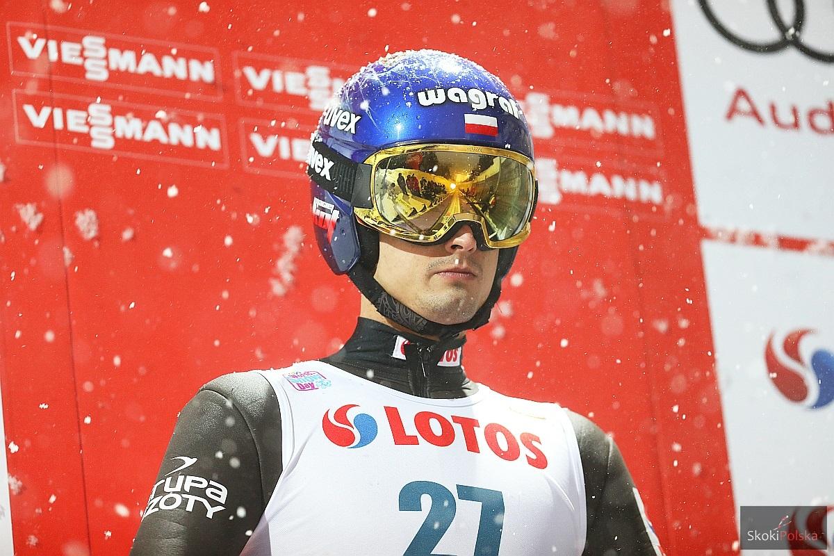 """Maciej Kot: """"Gdybym nie miał nadziei, to byłby moment, żeby oddać narty"""""""