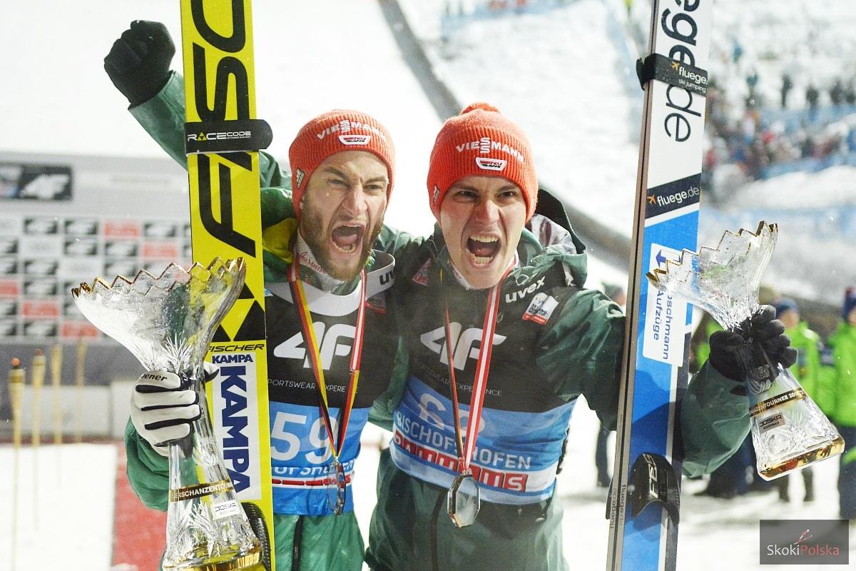 """Niemiecki """"Wunderteam"""" na Seefeld, Schuster mówi o medalowych szansach"""