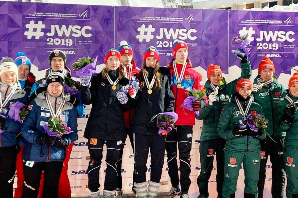 MŚJ Lahti: Rosjanie najlepsi w rywalizacji mikstów, Polacy poza finałową ósemką