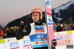 RAW AIR Lillehammer: Kraft prowadzi na półmetku, Kubacki trzeci!
