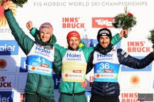 Markus Eisenbichler mistrzem świata w Innsbrucku, medale nie dla Polaków!