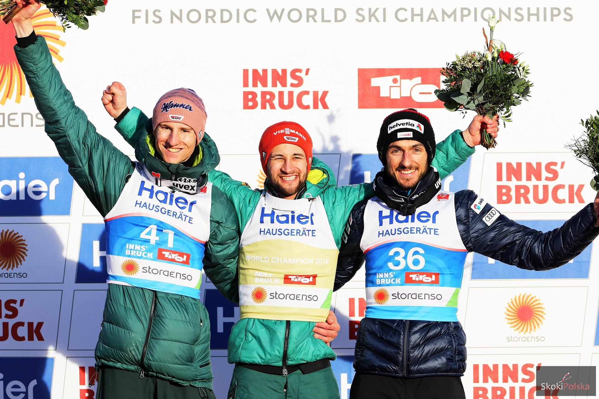 MŚ Oberstdorf: Czas na walkę o medale na dużej skoczni. Czy będzie kolejne polskie złoto? [LIVE]