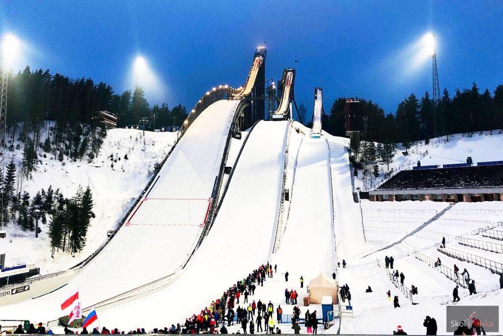 Lahti zorganizuje dodatkowy konkurs Pucharu Świata – tak wynika z kalendarza FIS