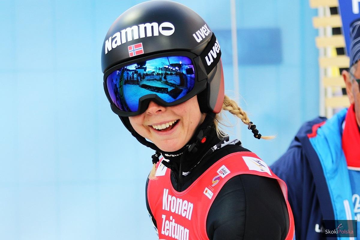 PŚ Pań Lillehammer: Lundby i Ito najlepsze w treningach