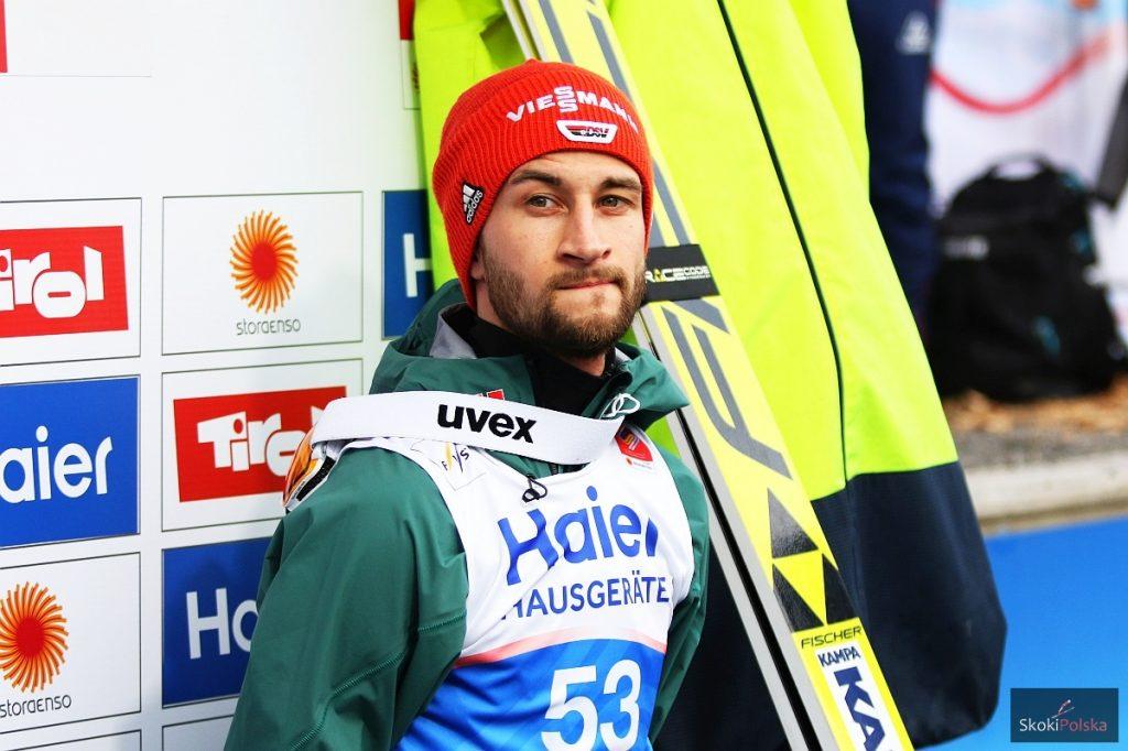 PŚ Ruka: Eisenbichler liderem, Kubacki siódmy, sensacyjny wynik Estończyka