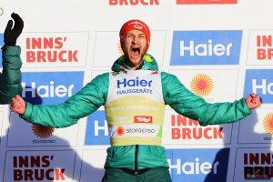 Markus Eisenbichler InnsbruckMS2019 winner fot.Julia .Piatkowska 300x200 - Skoki narciarskie. Faworyci do wygrania Pucharu Świata 2020/2021