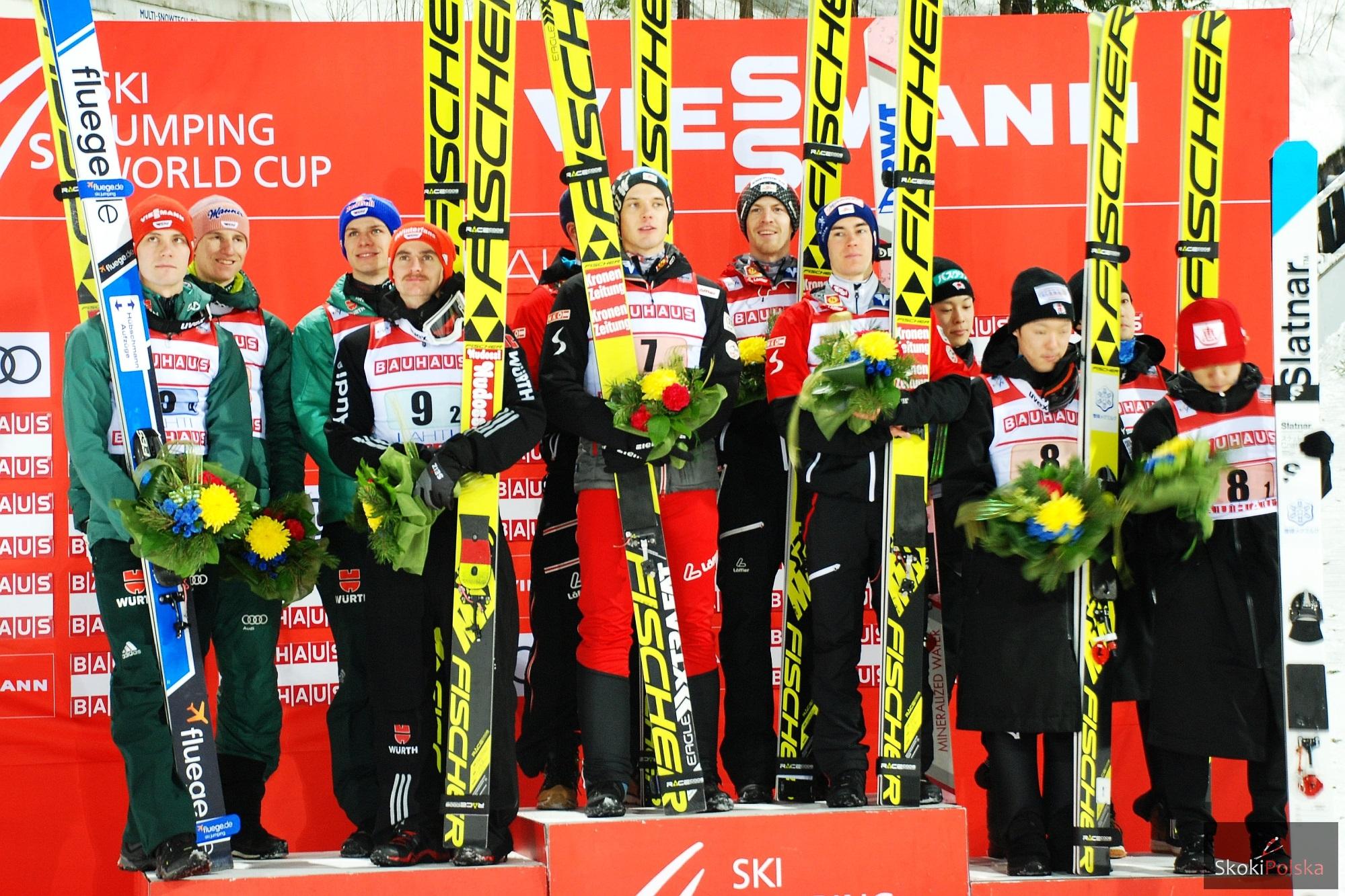 You are currently viewing PŚ Lahti: Austriacy wygrywają, Polacy tuż za podium!