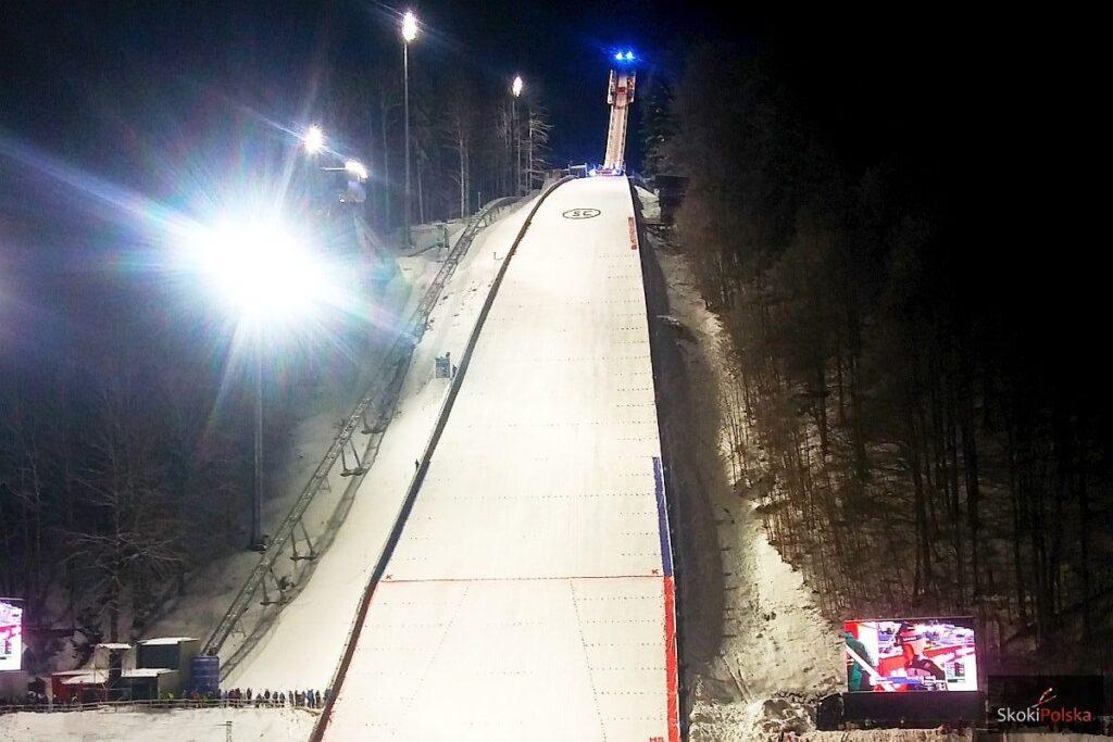 Oberstdorf - 'Heini-Klopfer-Skiflugschanze' (fot. Adrian Kyć)