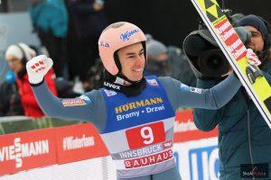 Stefan Kraft Innsbruck 2019 fot.Julia .Piatkowska 300x200 - TCS Bischofshofen: Kamil Stoch najlepszy w serii próbnej!