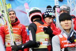 Zyla Stoch HulaMSInnsbruck2019 fot.JuliaPiatkowska 300x200 - MŚ: Niemcy ze złotem w Innsbrucku, medal nie dla Polaków