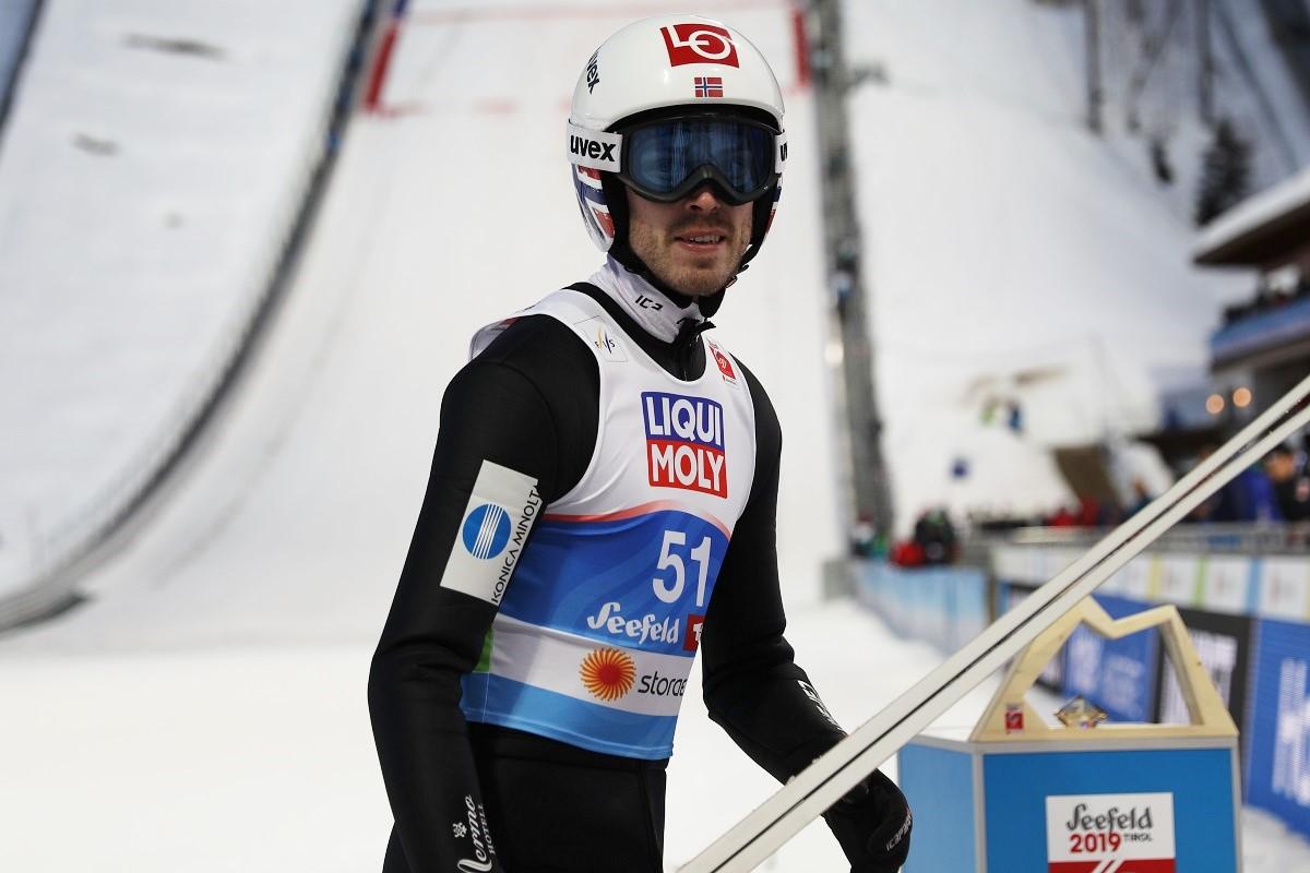 Andreas Stjernen kończy karierę!