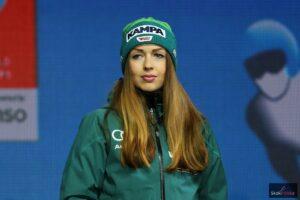 """Juliane Seyfarth Seefeld2019 fot.Julia .Piatkowska 300x200 - Eva Pinkelnig i Juliane Seyfarth komentują piątkowe skoki w Lillehammer. """"Było wietrznie"""""""
