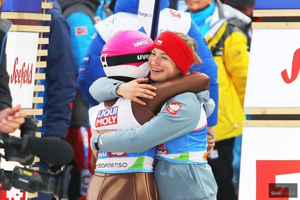 Kamila Karpiel i Kinga Rajda (fot. Julia Piątkowska)