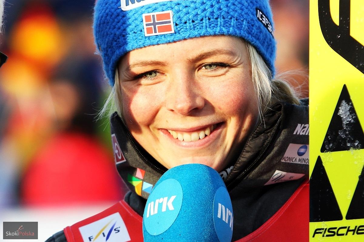 Lundby chce lotów narciarskich dla kobiet, Pertile obawia się upadków