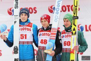 PK Zakopane: Huber wygrywa, Kot tuż za podium!