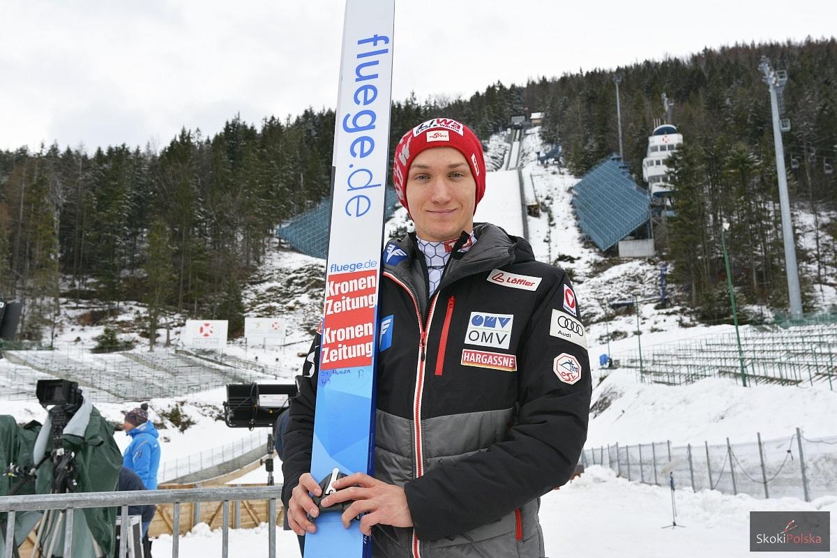 FIS Cup Zakopane: Treningi dla Hubera i Urlauba, Hula w czołówce