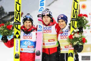 Dawid Kubacki mistrzem świata, Kamil Stoch ze srebrem, szalony konkurs w Seefeld!