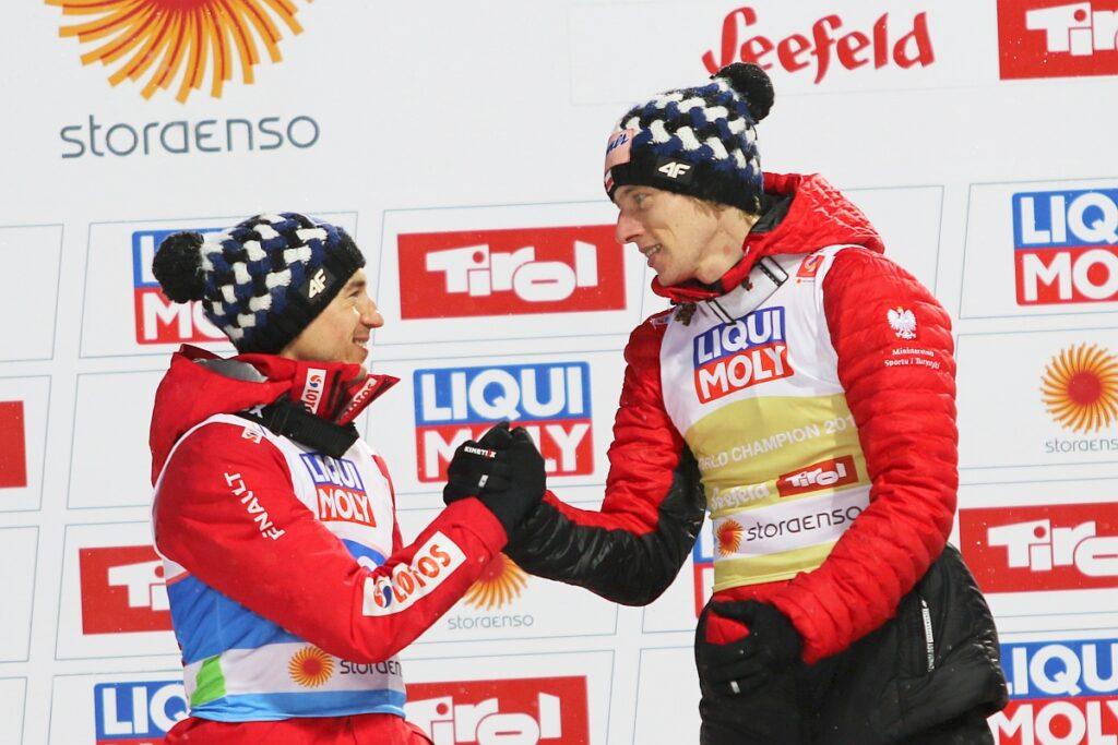 TCS Ga-Pa: Aschenwald najlepszy w serii próbnej, Stoch i Kubacki tuż za nim! [WYNIKI]