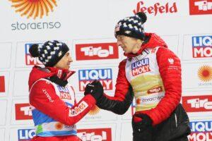 Podróż przez polskie medale na mistrzostwach świata, czyli Małysz, Stoch, Kubacki i inni