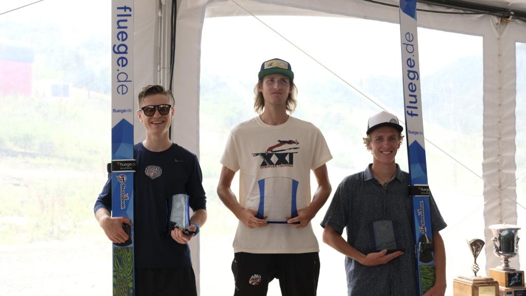 Mistrzostwa USA: Bickner i Lussi zwyciężają
