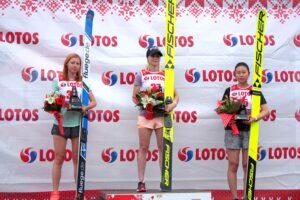 """FIS Cup Pań w Szczyrku: podwójny triumf Rogelj! Rajda dwukrotnie w """"dziesiątce"""""""