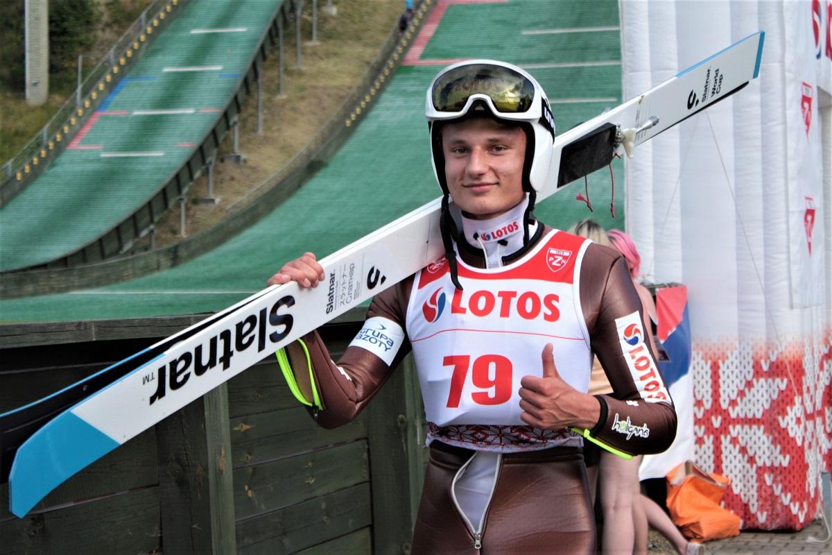 """Mateusz Gruszka przed debiutem w zawodach LGP: """"Nie spodziewałem się tego"""""""