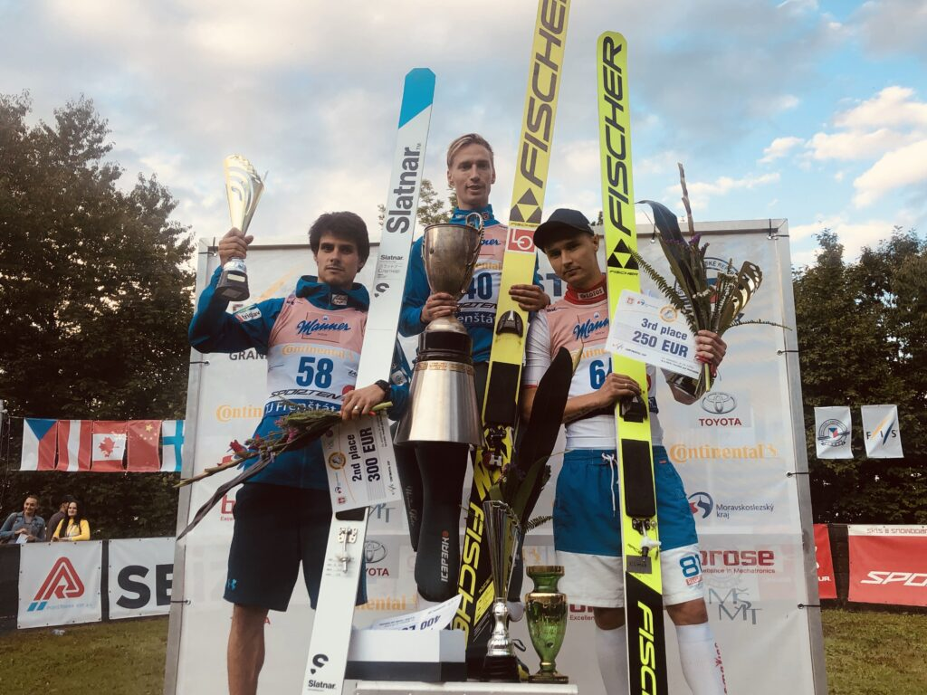 LPK Frenstat: Joakim Aune wygrywa, Murańka na podium