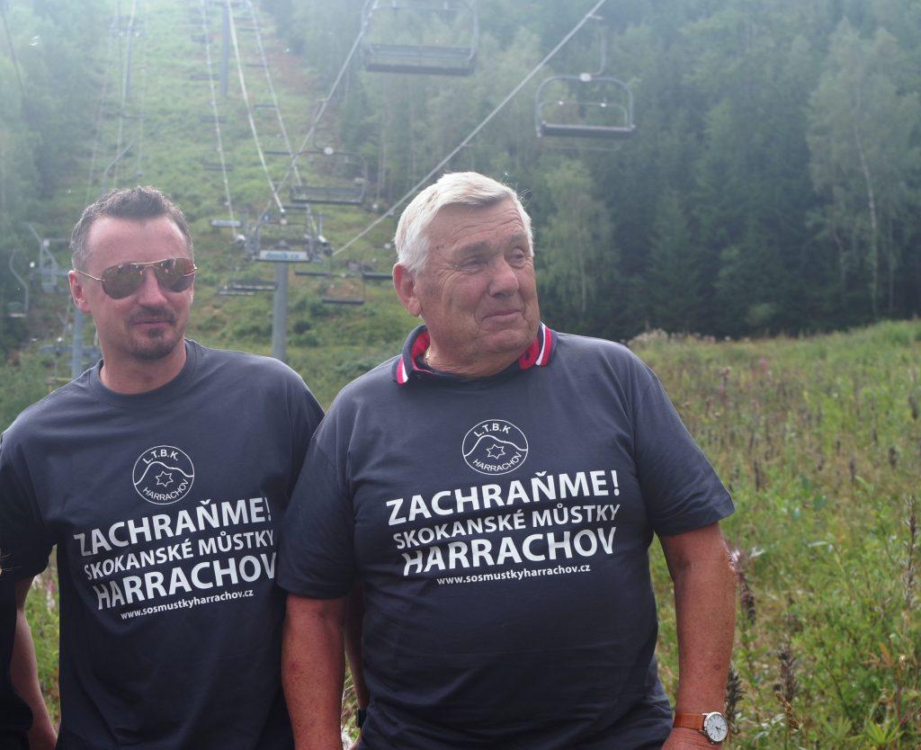 IMGP2137 1024x834 - Konferencja w Harrachovie dotycząca starań o odbudowę skoczni narciarskich