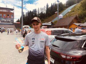 LPK Klingenthal: na podium powtórka z soboty