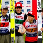 LGP Zakopane: Biało-czerwone podium! Japonia wygrywa przed Polską! 3. Norwegowie.
