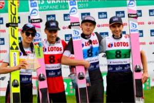 Zrzut ekranu 2019 08 17 o 17.06.36 300x201 - LGP Zakopane: Biało-czerwone podium! Japonia wygrywa przed Polską! 3. Norwegowie.
