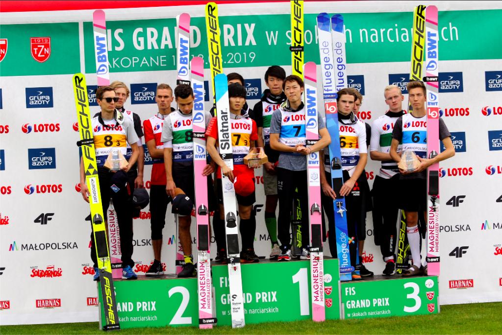 Zrzut ekranu 2019 08 17 o 17.07.37 1024x684 - LGP Zakopane: Biało-czerwone podium! Japonia wygrywa przed Polską! 3. Norwegowie.