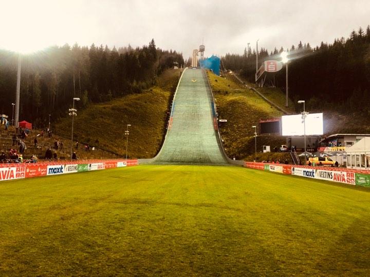LGP Klingenthal: Kubacki wygrywa kwalifikacje, Wolny drugi