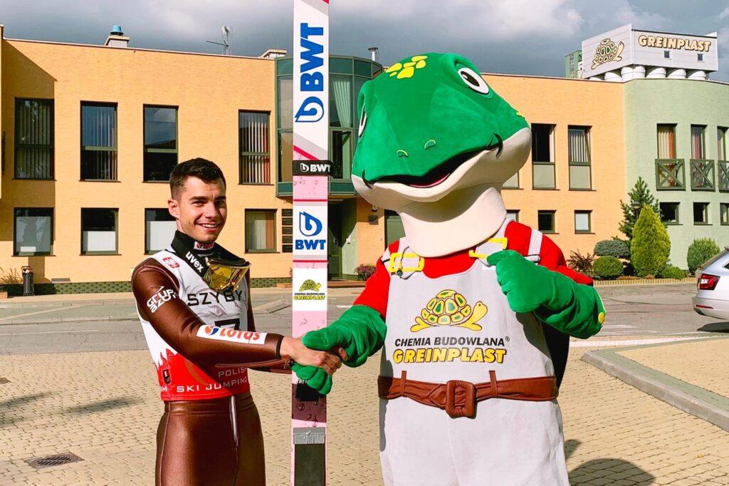 Jakub Wolny z nowym sponsorem!