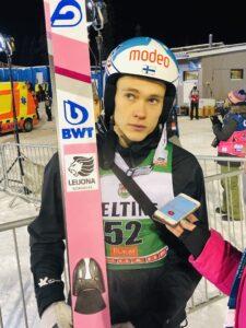 Antti Aalto dla SkokiPolska.pl: Patrzę w przyszłość z optymizmem
