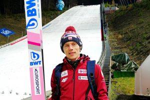 Dawid Kubacki (fot. Julia Piątkowska)