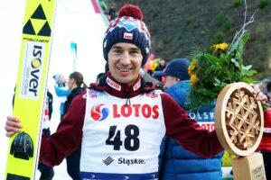 Kamil Stoch (fot. Julia Piątkowska)