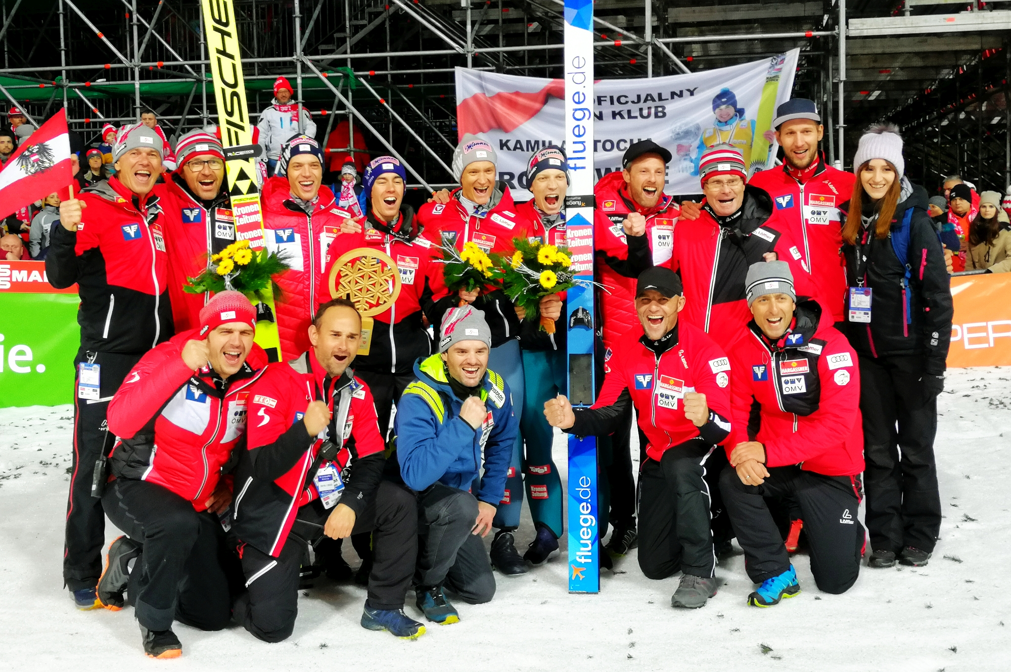 PŚ Wisła: Austriacy wygrywają inaugurację sezonu, Polacy utrzymali podium [WYNIKI]