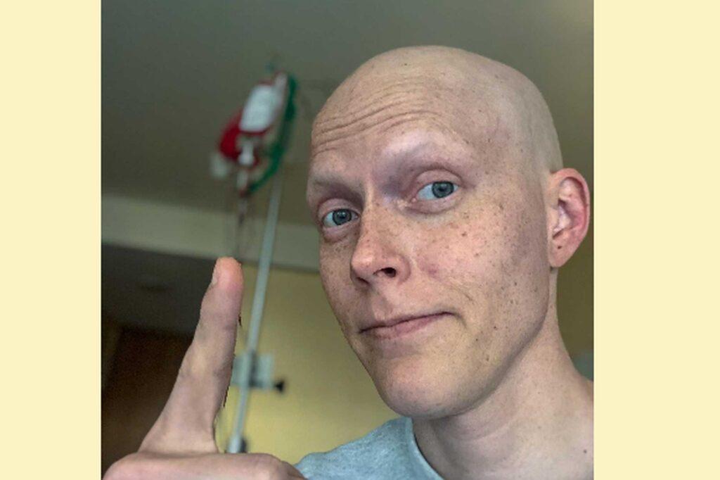 Bjoern Einar Romoeren walczy z chorobą nowotworową (fot. archiwum zawodnika / Facebook.com/romoerenofficial)
