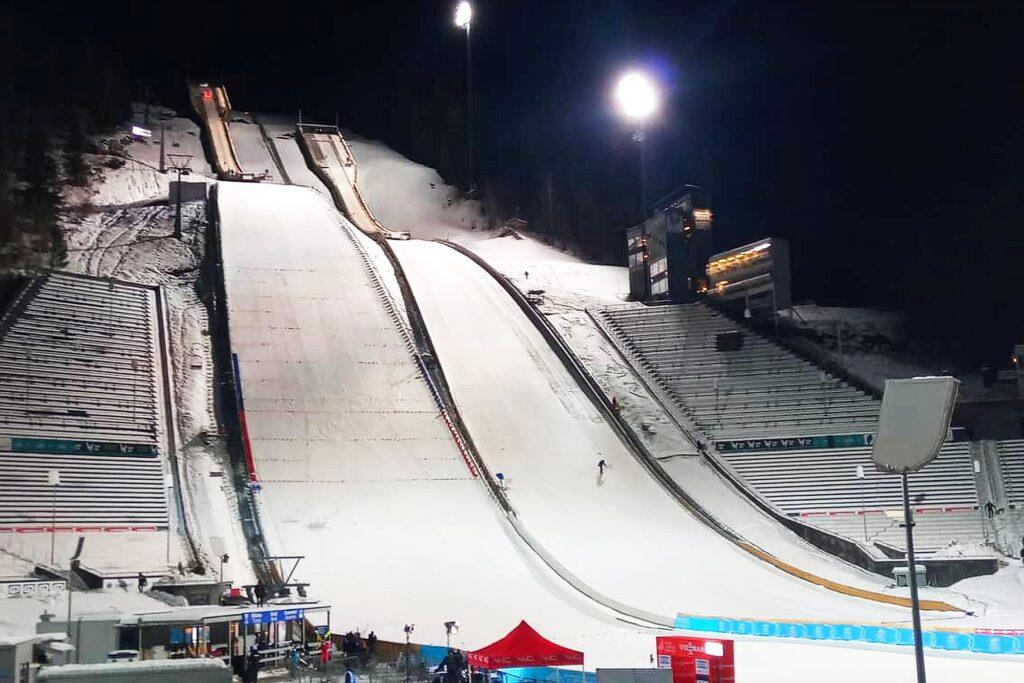 Skocznie w Lillehammer (fot. Martyna Ostrowska)