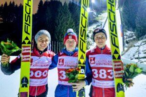 FIS Cup Oberwiesenthal: Danil Sadreev wygrywa, jeden Polak w czołowej dziesiątce